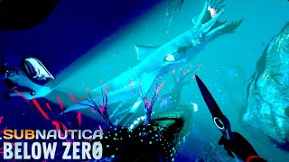 Download lagu 未知の水深400mでとんでもない生物に襲われる...!そして拠点が完成 - Subnautica: Below Zero #4