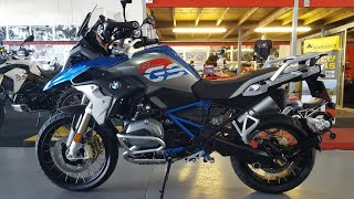 BMW R1200 GS LC RALLYE EDITION 2017 Model Review