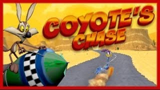 The Looney Tunes Show - Coyote's Chase - Looney Tunes Games