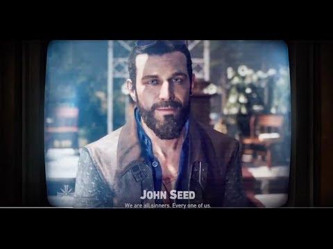 Far Cry 5 Intro Underboss John Seed Youtube