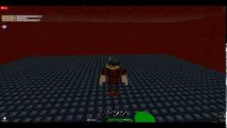 roblox)me showing u my game