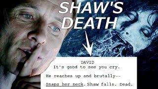 Prologue Script REVEALS Shaw