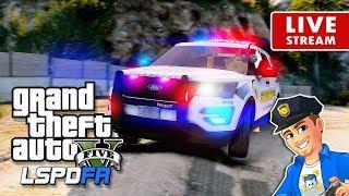 GTA 5 LSPDFR Blaine Sheriff LIVE | GTA 5 LSPDFR Police Mod Realistic Sheriff Patrol | FPIU ELS
