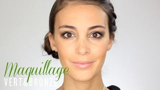 Tuto Maquillage yeux marrons