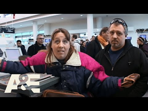 Airline: Woman Refuses to Accept Airport Security Rules   A&E