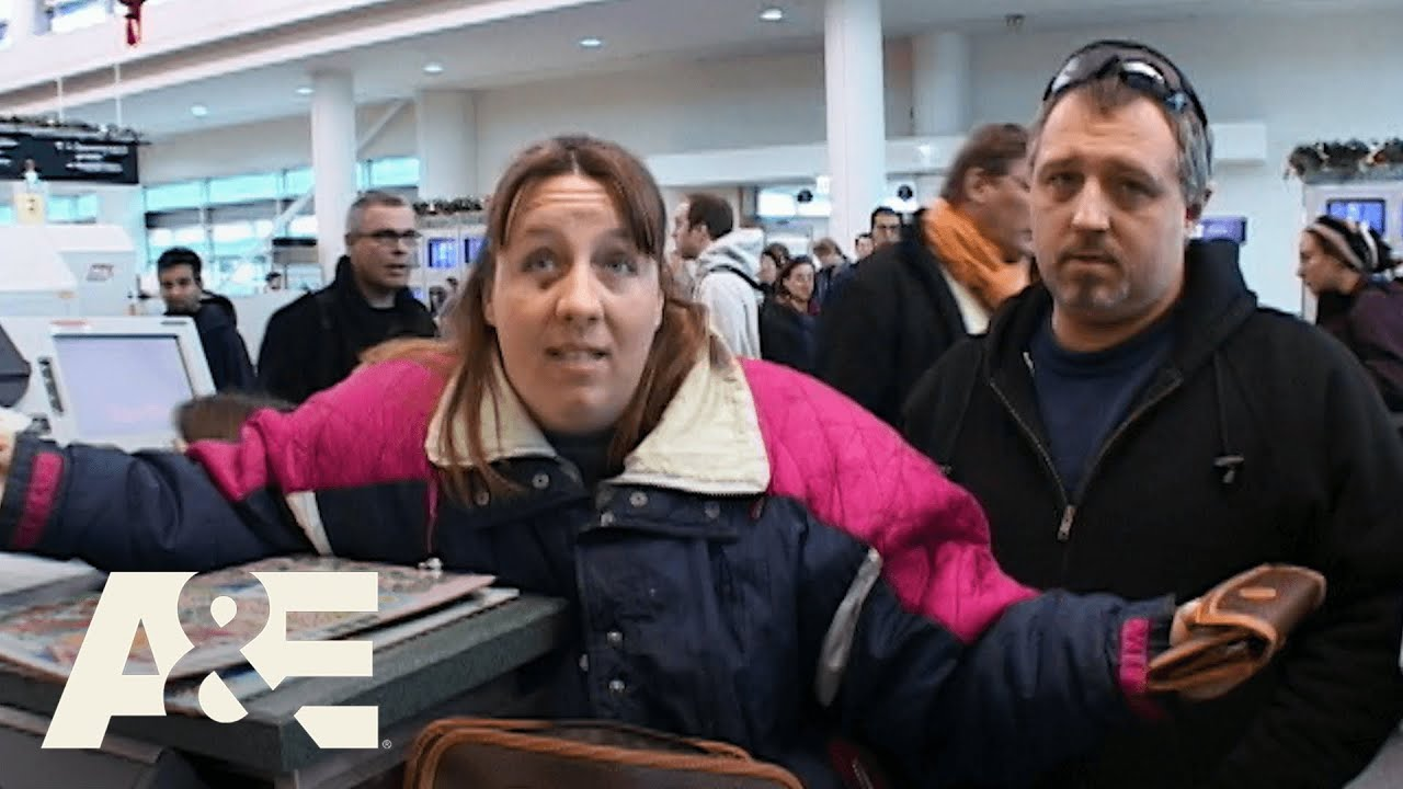 Download Airline: Woman Refuses to Accept Airport Security Rules   A&E