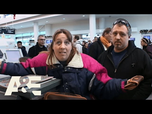 Airline: Woman Refuses to Accept Airport Security Rules | A&E