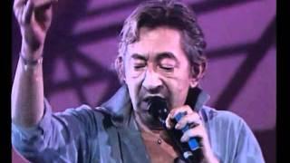 Serge Gainsbourg - Mon Légionnaire Live au Zénith