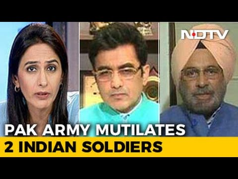 Bodies of 2 Indian Soldiers Mutilated; Pak Provokes, How Will India Respond?