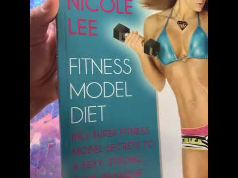 Jennifer Nicole Lee's Fitness Model Diet Book Avail at www.JNLVIPShop.com