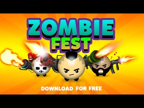 ApkMod1.Com Zombie Fest Shooter Game v1.0.5 + МOD (Infinite coins/gems) download free Action Android Game