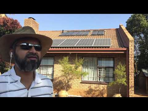 Solar In South Africa