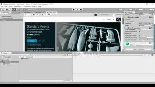Видеоурок № 2 : Создание простой сцены