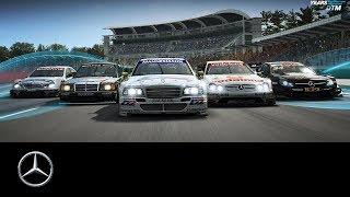 Mercedes-AMG Motorsport eRacing Competition 2018   Round 2