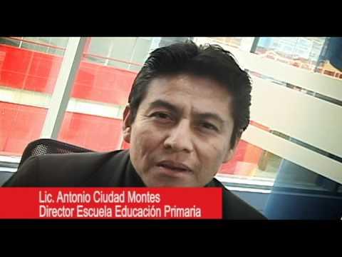 UCV Chiclayo - Escuela De Educación Primaria.avi