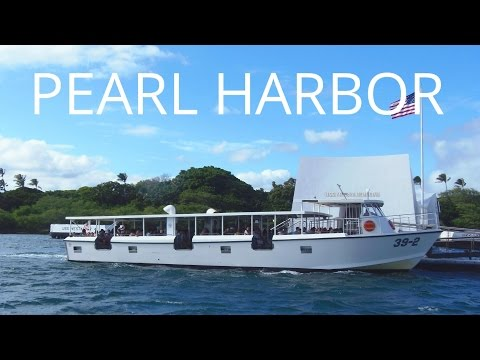 A Tour of Historic Pearl Harbor in Honolulu, Hawaii, USA