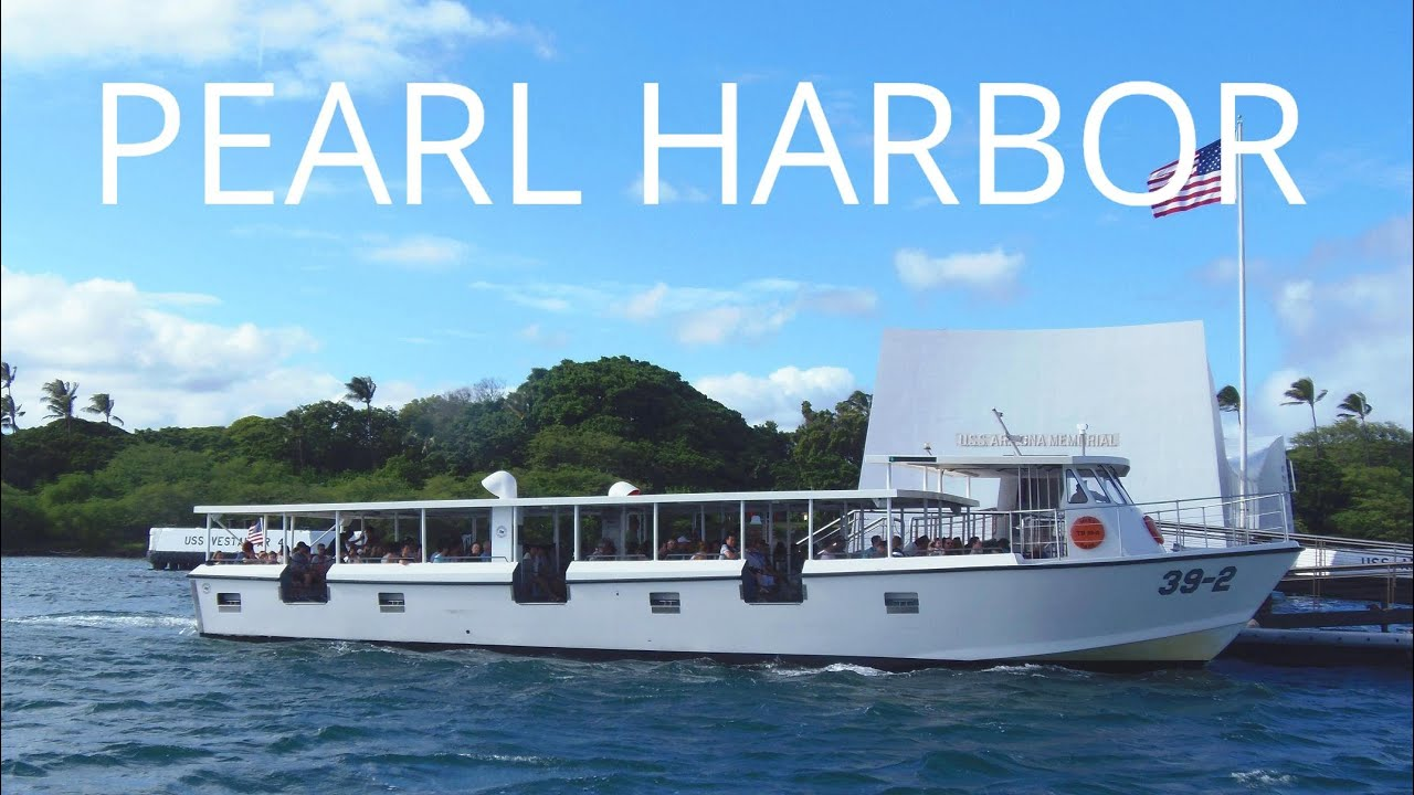 Pearl Harbor Tours >> A Tour Of Historic Pearl Harbor In Honolulu Hawaii Usa