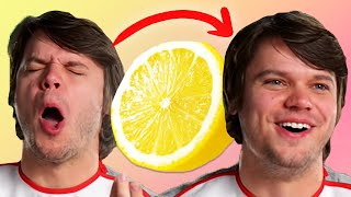 Video The mberry Miracle Berry taste test! download MP3, 3GP, MP4, WEBM, AVI, FLV Juli 2018