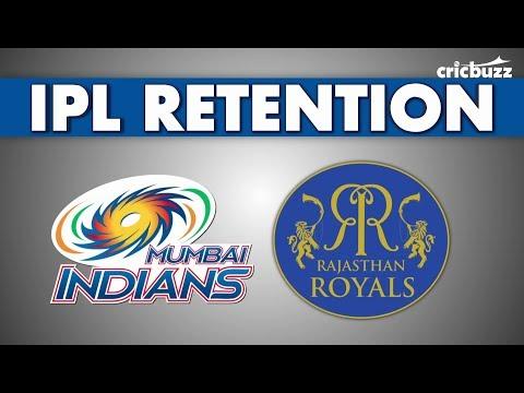 IPL Retentions: MI & RR predictions