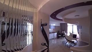Не упустите! Шикарная дизайнерская квартира в ЖК Лазурный берег! Недвижимость в Сочи
