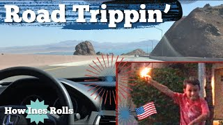 We Drove to Arizona for ??!   4th of July Vlog