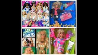 1992 comerciales barbie del año 1992  totally hair
