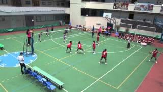 佛教何南金中學 25周年校慶 明智盃 小學排球邀請賽 女子組決賽 第二局