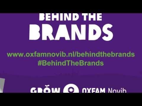 Dolf Jansen over Behind the Brands