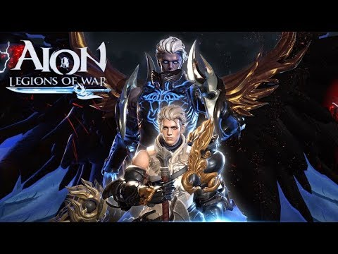 Ternyata Grafiknya Wew | AION: Legions Of War [ENG] Android Action-RPG (Indonesia)