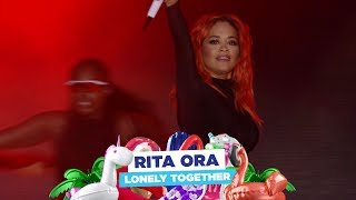 Rita Ora - 'Lonely Together' (live at Capital's Summertime Ball 2018)