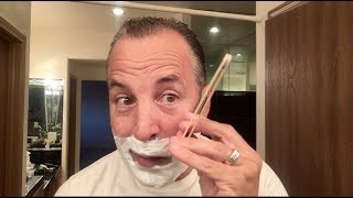 Happy Birthday Mr. Hood - A Shave & Giveaway