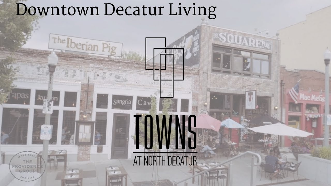 Downtown Decatur Living