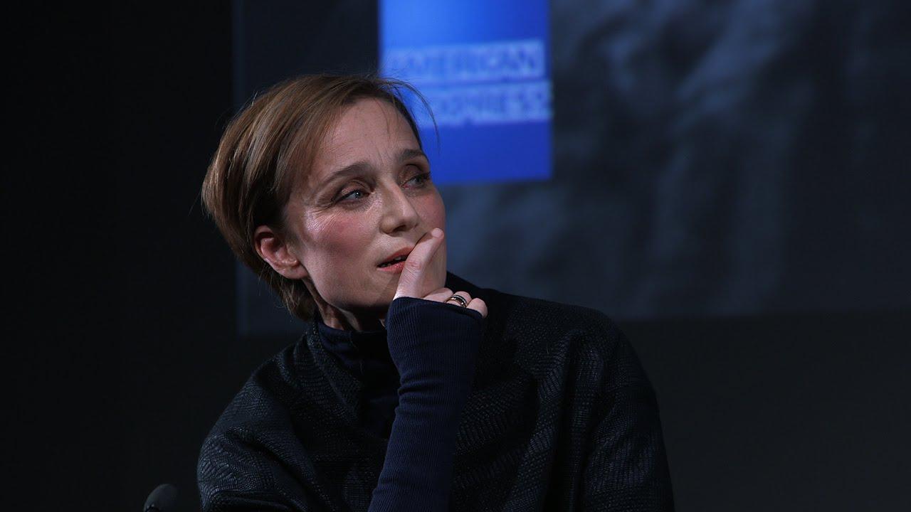Kristin Scott Thomas on All About Eve   BFI