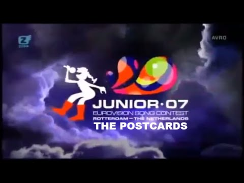 Junior Eurovision 2007 : The Postcards