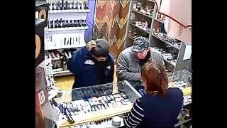 Кража в секс-шопе / Stealing a sex shop