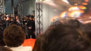 阪急メンズ館ナイトのラストショーは毎回大盛り上がり・・・今回は場所...