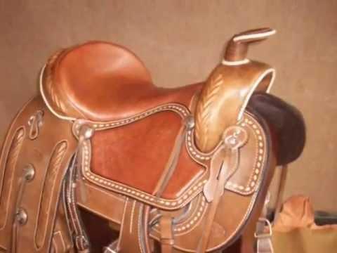 monturas sillas para caballos youtube