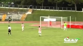Maceratese-Robur Siena 0-0 Tricolore Dilettanti Serie D