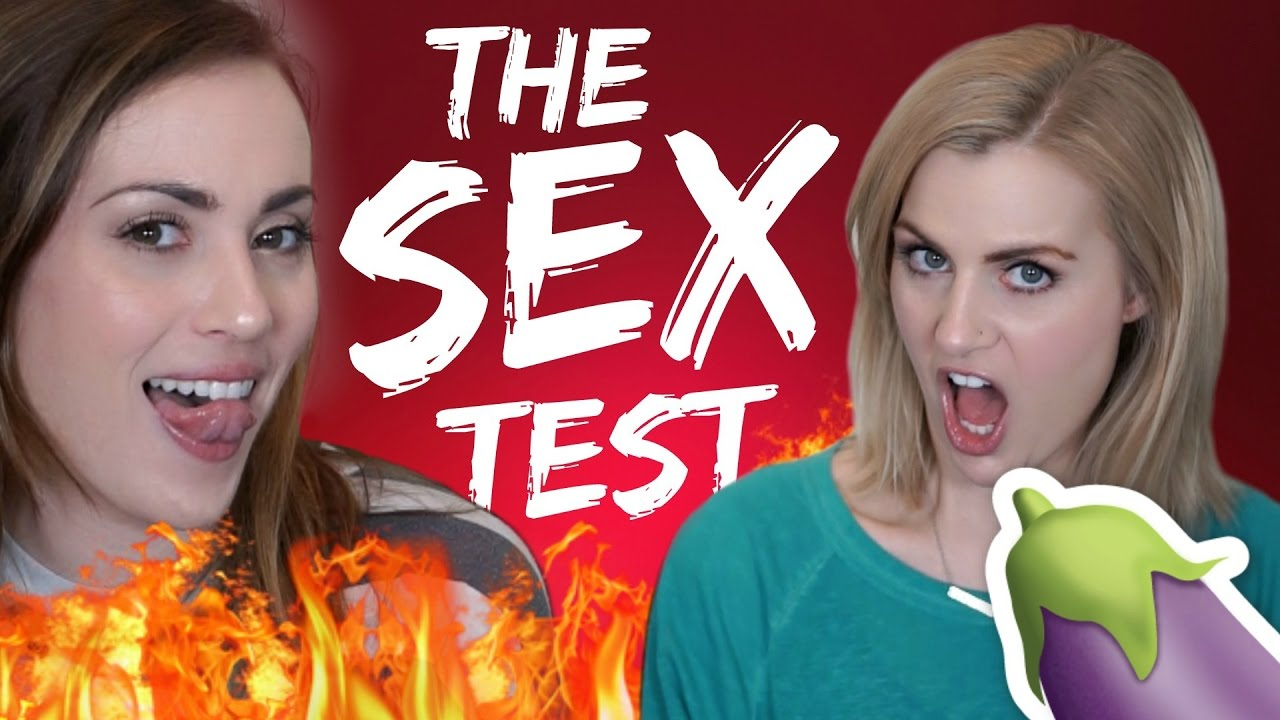 THE SEX TEST - YouTube