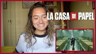 La Casa de Papel (Money Heist) Season 3 Episode 2 REACTION