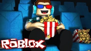 Opening A New Movie Theater / Cinema Tycoon / Roblox English