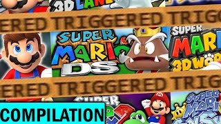 The 3D Mario TRIGGERS You Compilation!
