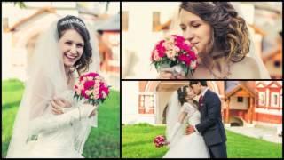 Свадьба в стиле розовый сад Одинцово