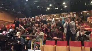 Happy monologue rehearsal Monday Jimmy Fallon April 30 ,2018