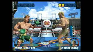 Ready 2 Rumble Revolution Wii gameplay