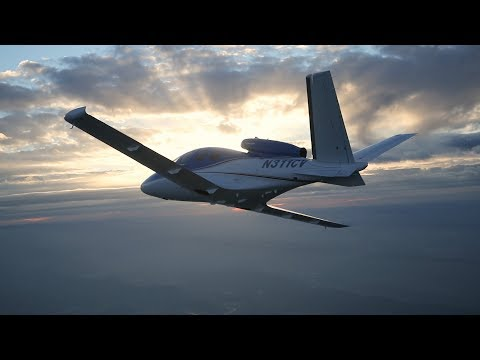 Flying the Generation 2 Cirrus Vision Jet