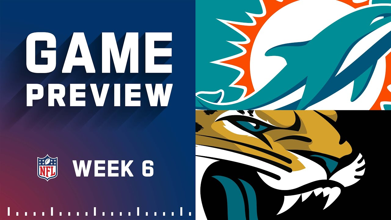 Download Miami Dolphins vs. Jacksonville Jaguars | Week 6 NFL Game Preview