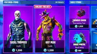 *NEW* How to Get Halloween Skins! (Fortnite: Battle Royale)
