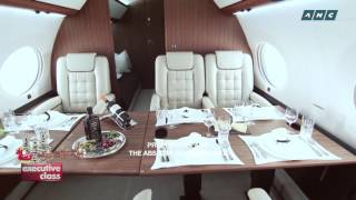 Gulfstream G650ER Business Jet (featured by ANC Executive Class) thumbnail