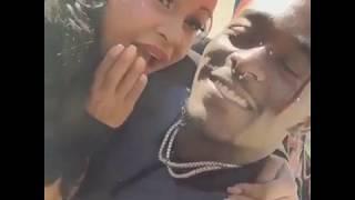 Lil Uzi Shows NEW THOT GIRLFRIEND